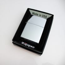 Polished Chrome Zippo lighter